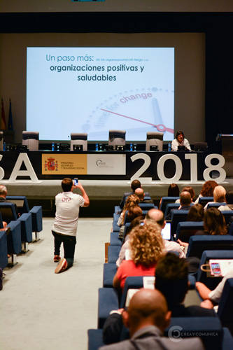 Fórum de Organizaciones Saludables Madrid (2 de 30)